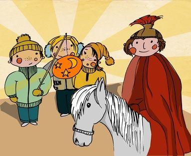 Der Martinsumzug gehört seit Jahrhunderten zum Brauchtum. Am 10. November ist es in Oythe wieder soweit. Foto: © erdenbuerger - Fotolia.com