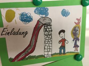 Am Samstag, 13. Juni, steigt im Oyther Kindergarten ein Spielplatzfest.