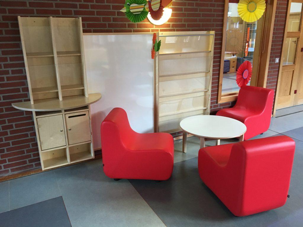 Kinderlounge im Kindergarten Oythe