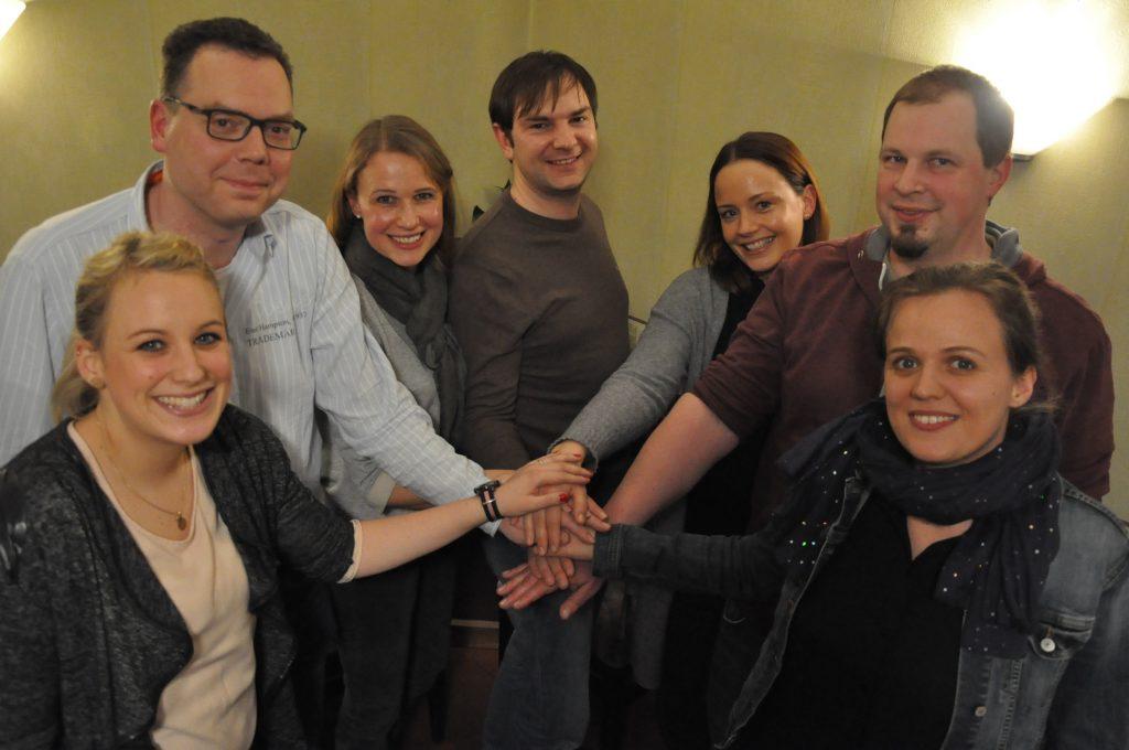Vorstand des Fördervereins des Kindergartens und der Kinderkrippe St. Marien Oythe